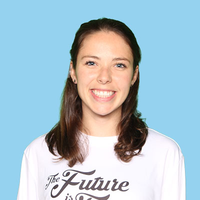 Meaghan Creamer   Meaghan is originally from Syracuse, NY and started playing open ultimate her sophomore year at Providence College in Rhode Island. During Meaghan's senior year she started and captained the Womens Ultimate team (PC WULTY) which still exists today! In 2016 Meaghan had her first club experience with Providence Mob (2016) and played this past summer with Nashville 'Shine. She currently plays on the Vanderbilt Women's team (VUDU) as she is soaking in her final year of eligibility. When Meaghan is not running around she is probably at a concert screaming lyrics she only half knows or in total relaxation with all the candles in her home lit (partial to lavender).