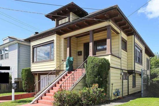 4109 West Street - Longfellow, Oakland