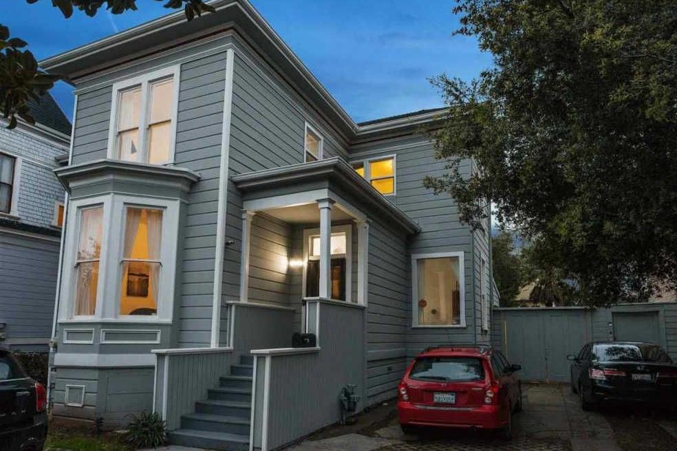 1110 Linden Street - Oak Center, Oakland