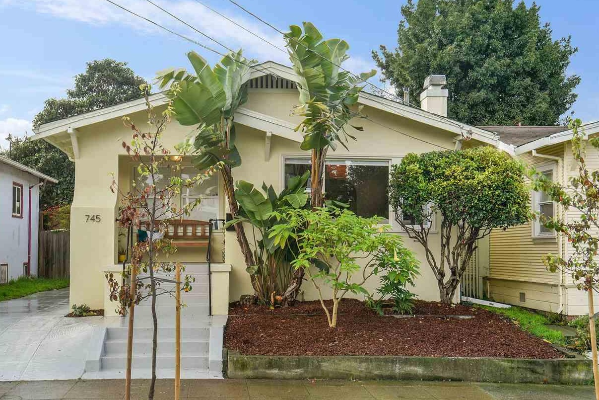 745 45th Street - Longfellow, Oakland