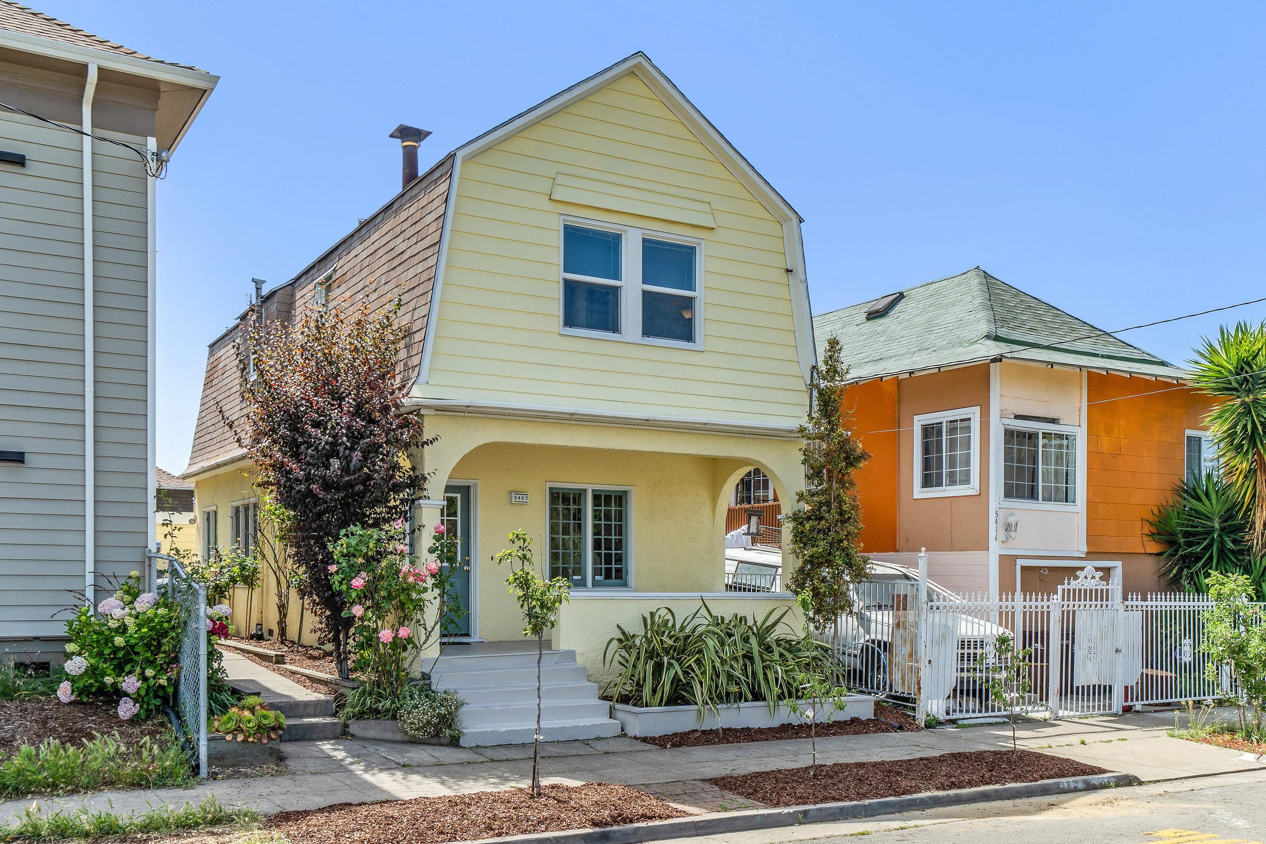 5407 Genoa Street - Santa Fe, Oakland