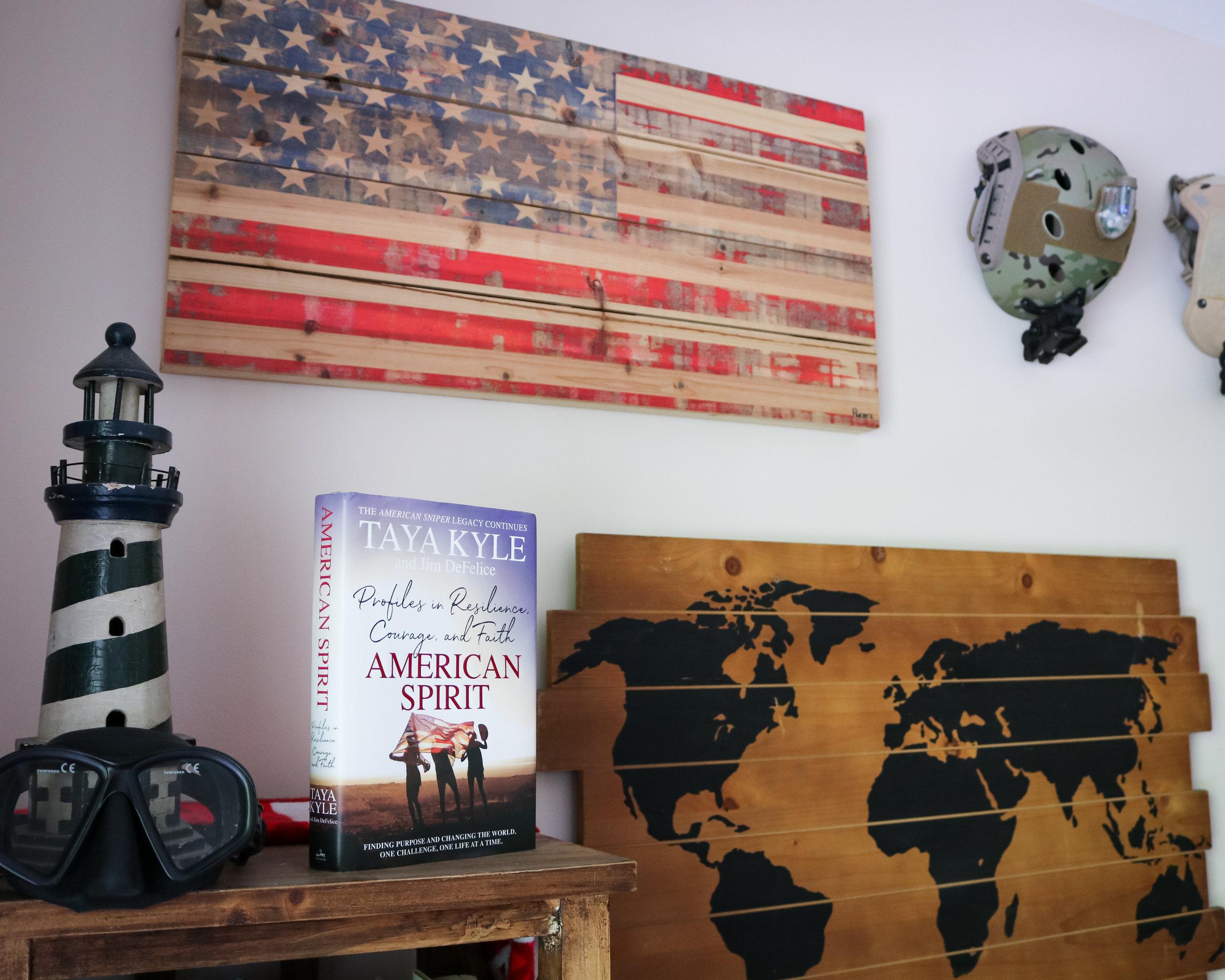 "#1 ""American Spirit"" by Taya Kyle"