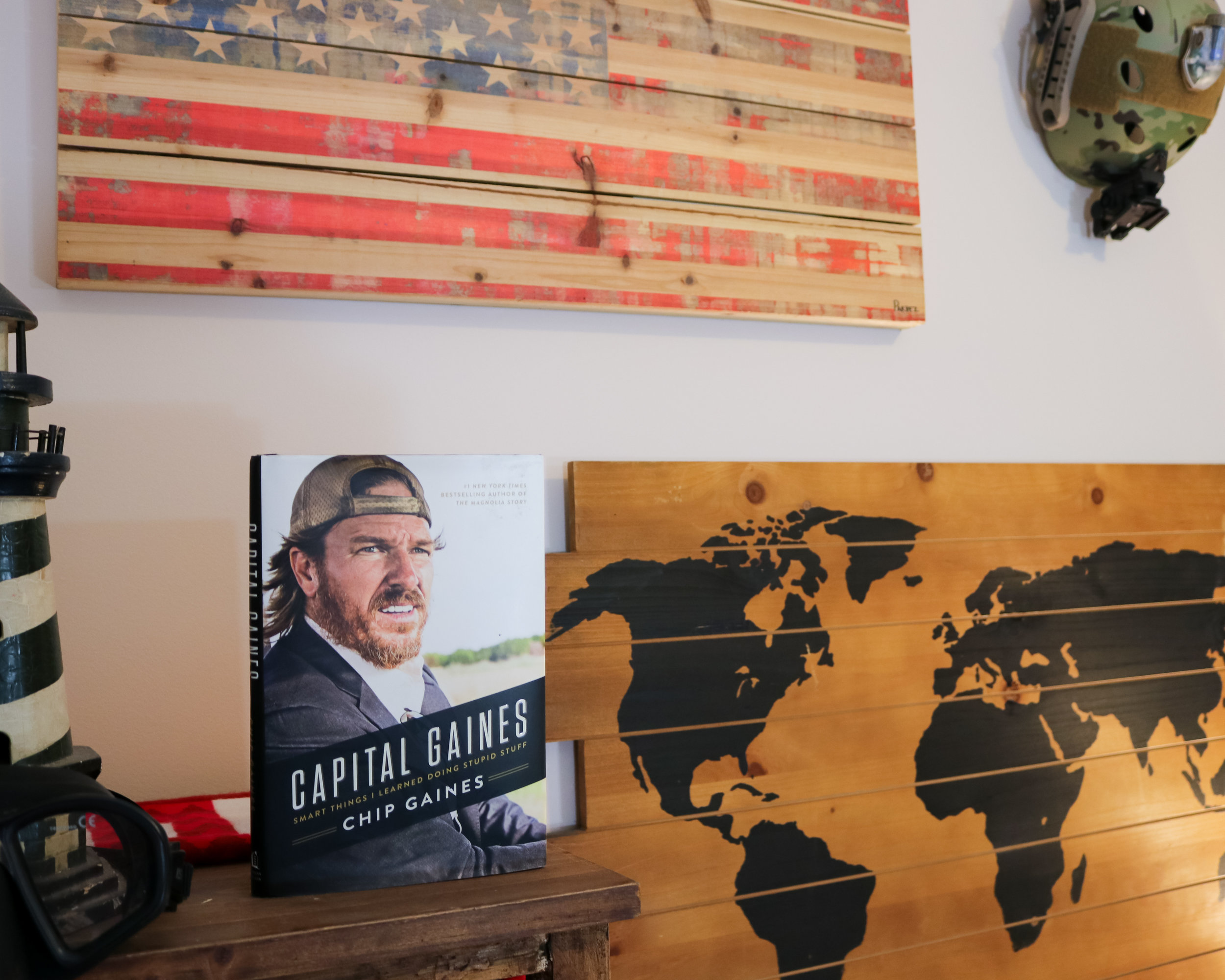 """#2 """"Capital Gaines"""" by Chip Gaines"""