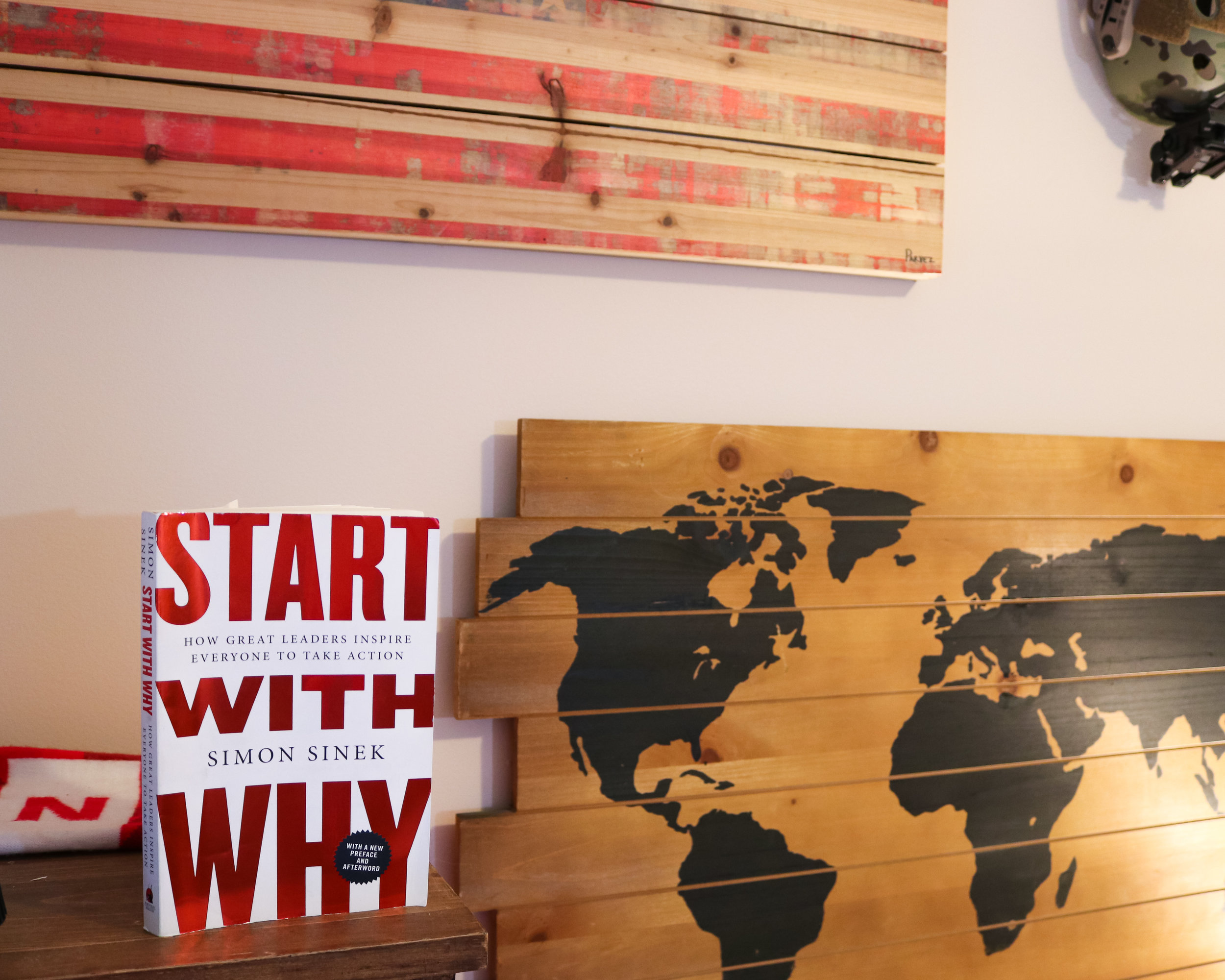"""#9 """"Start with Why"""" by Simon Sinek"""
