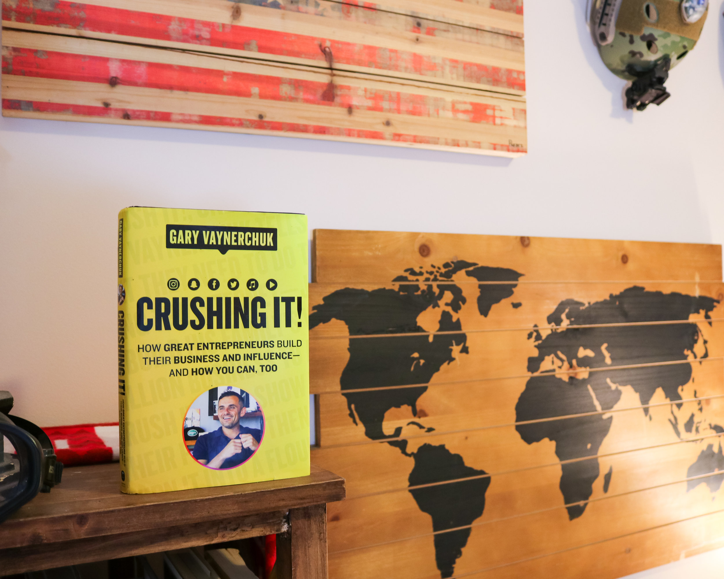 "#6 ""Crushing It!"" by Gary Vaynerchuk"