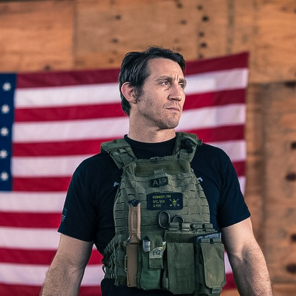 Tim Kennedy - UFC Fighter, Green Beret, American!