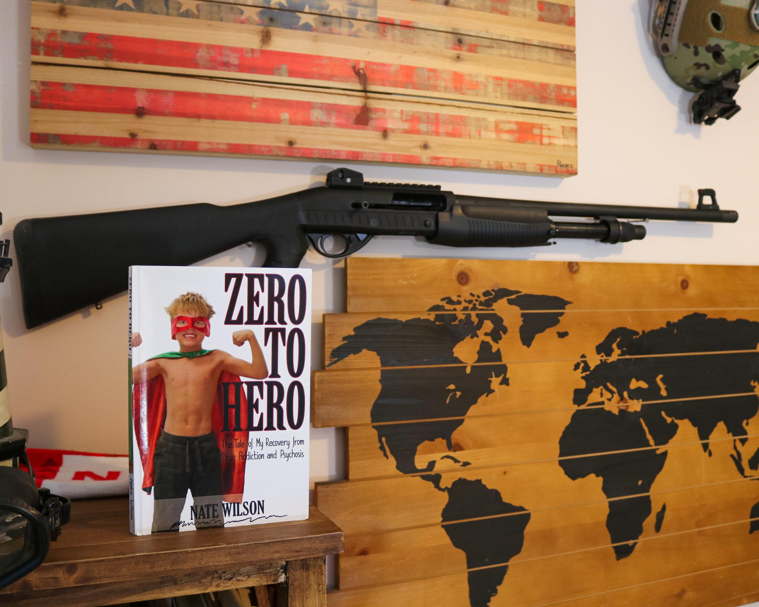 """#13 """"Zero to Hero"""" by Nate Wilson"""