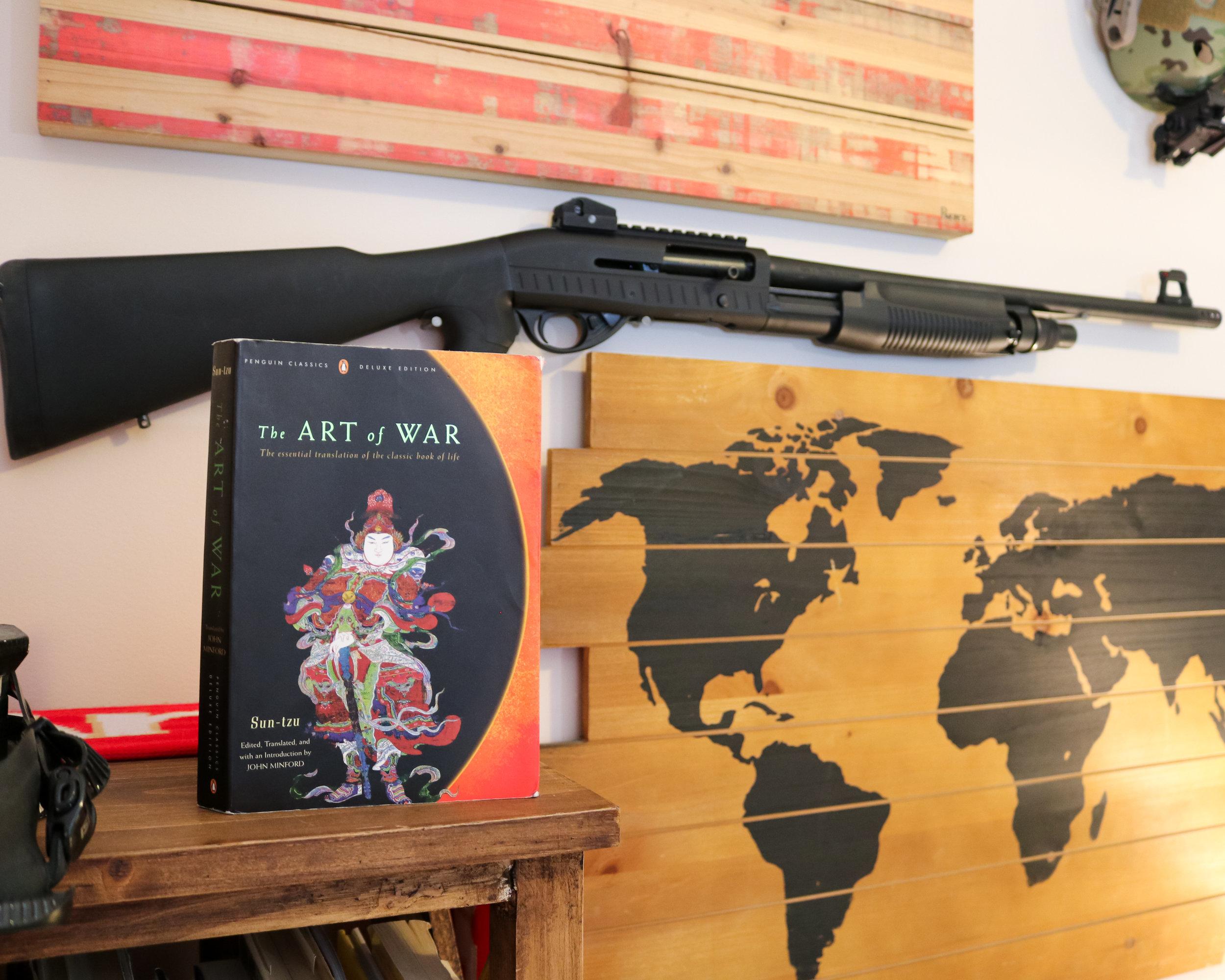 """#20 """"The Art of War"""" by Sun Tzu"""