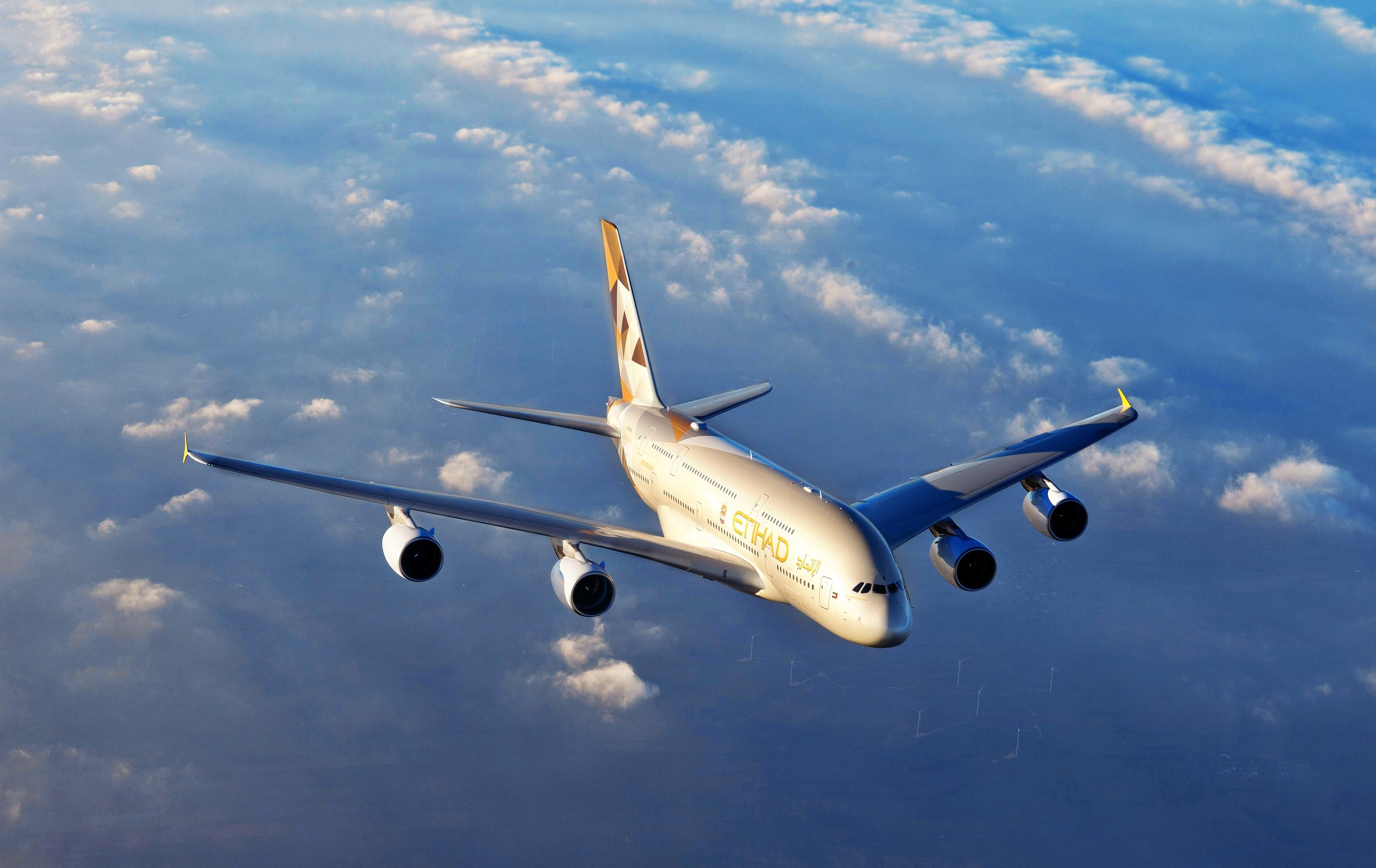 HotelTravelRewards Etihad A380