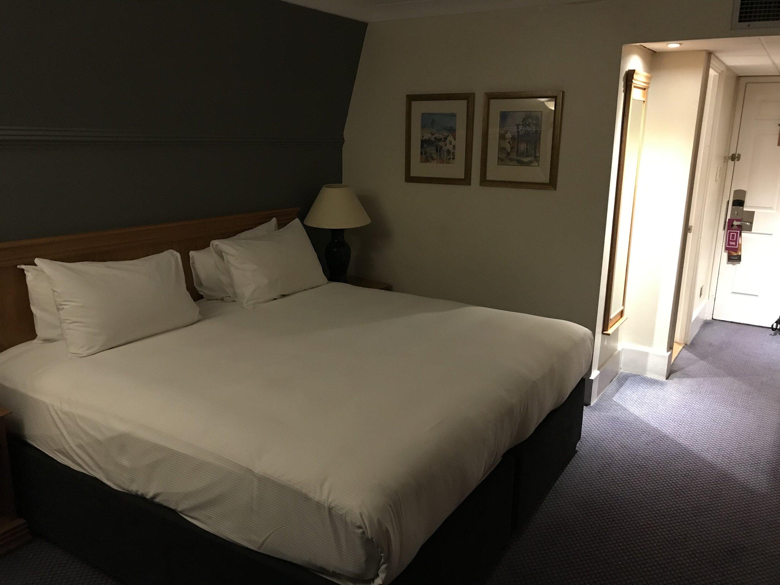 Hilton Cobham King Room