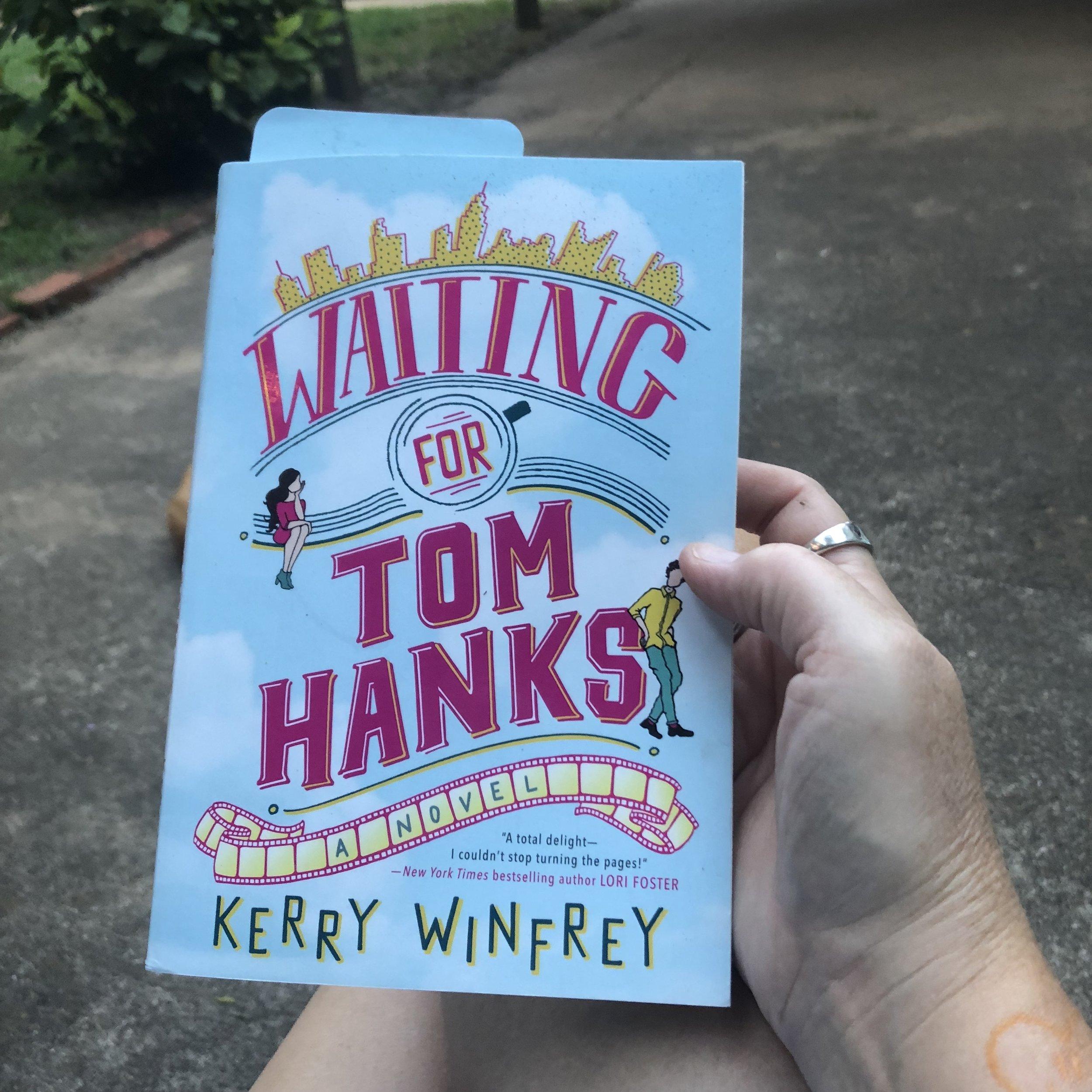 waiting for tom hanks.JPG