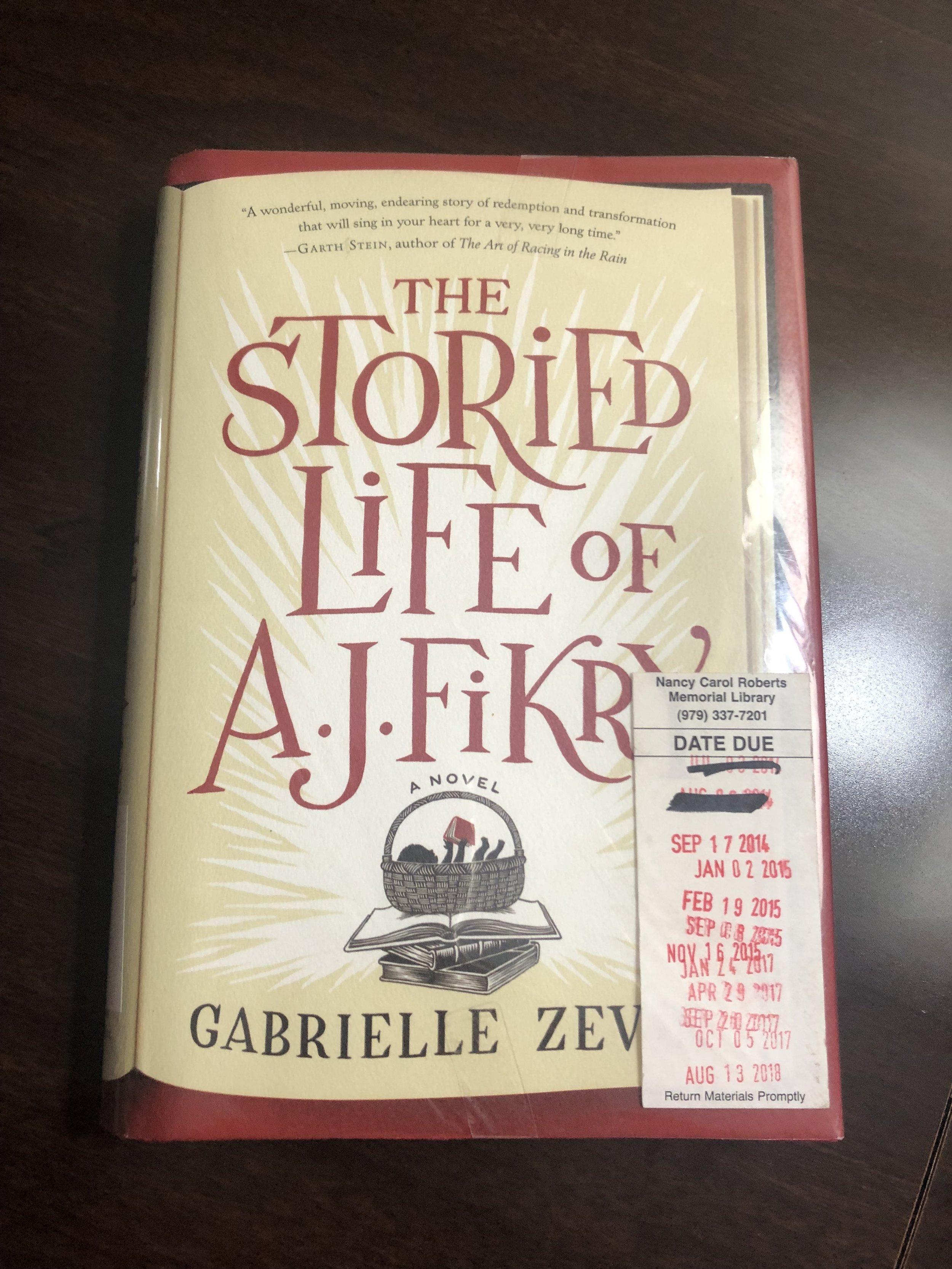 the storied life of aj fikry.JPG