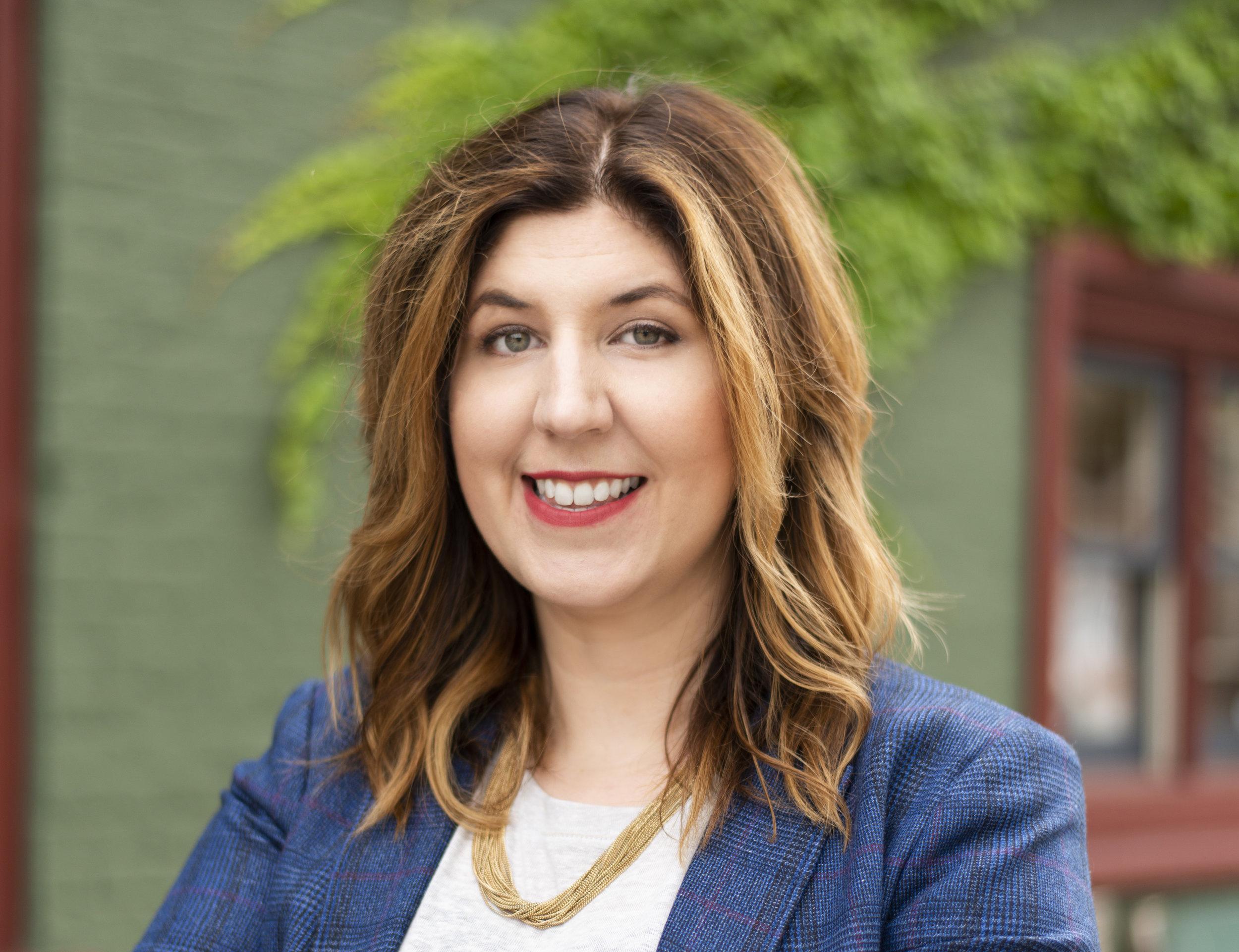 Annie Vecziedins Executive Board Co Chair
