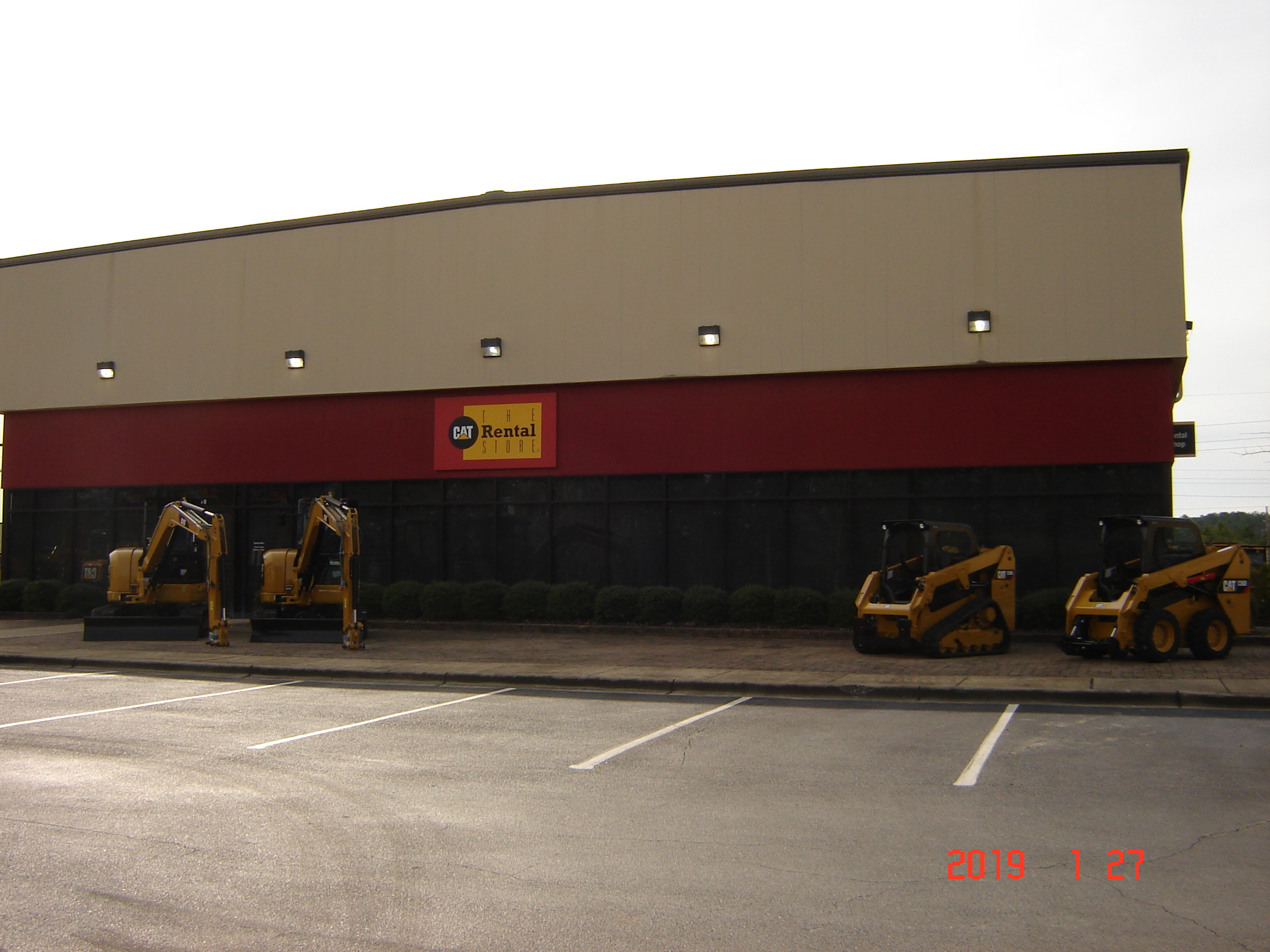 Cat Rental Store - Calera, Alabama