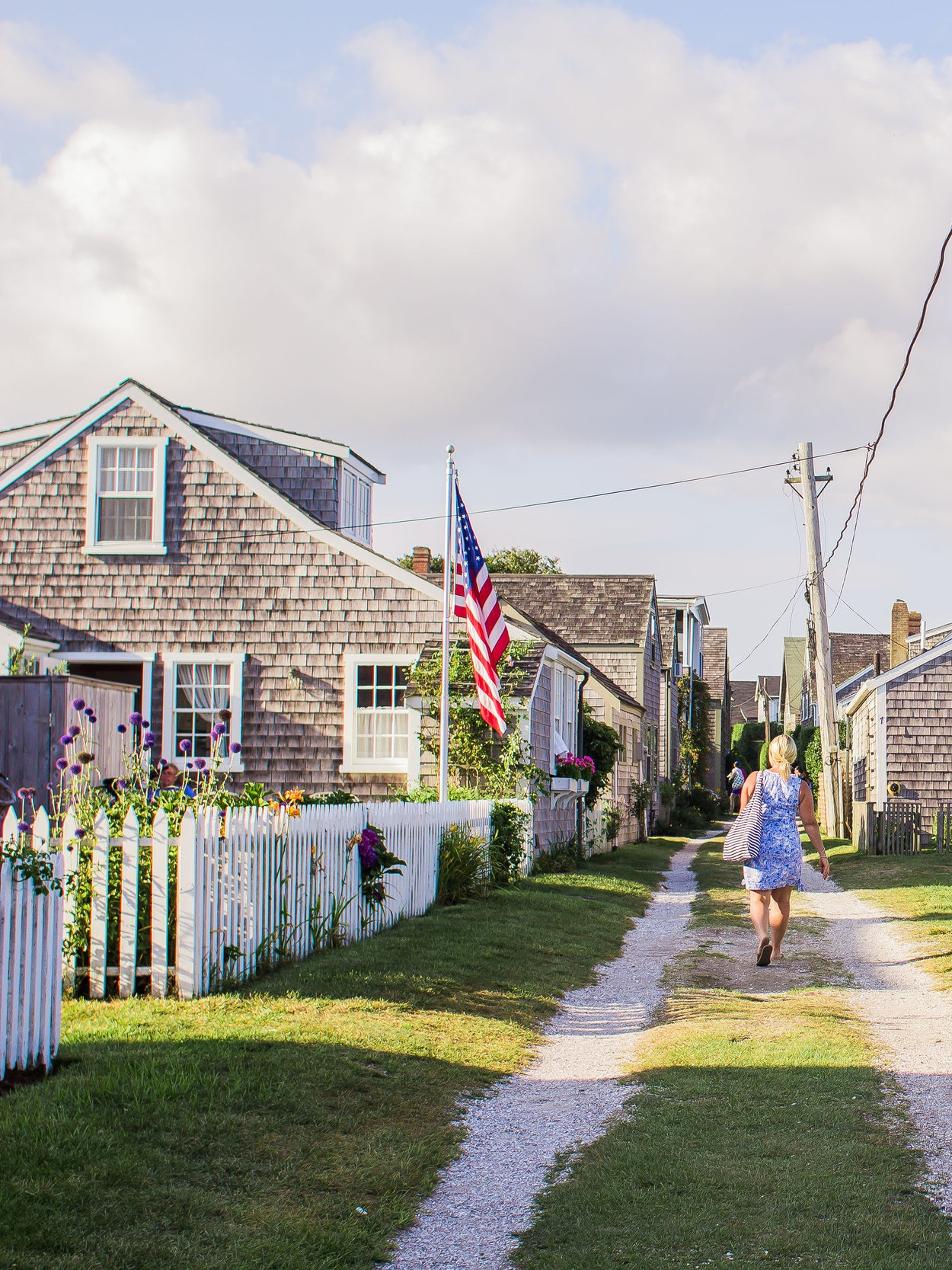 Vacation Rental Home Designer  |  Seersucker Cottage