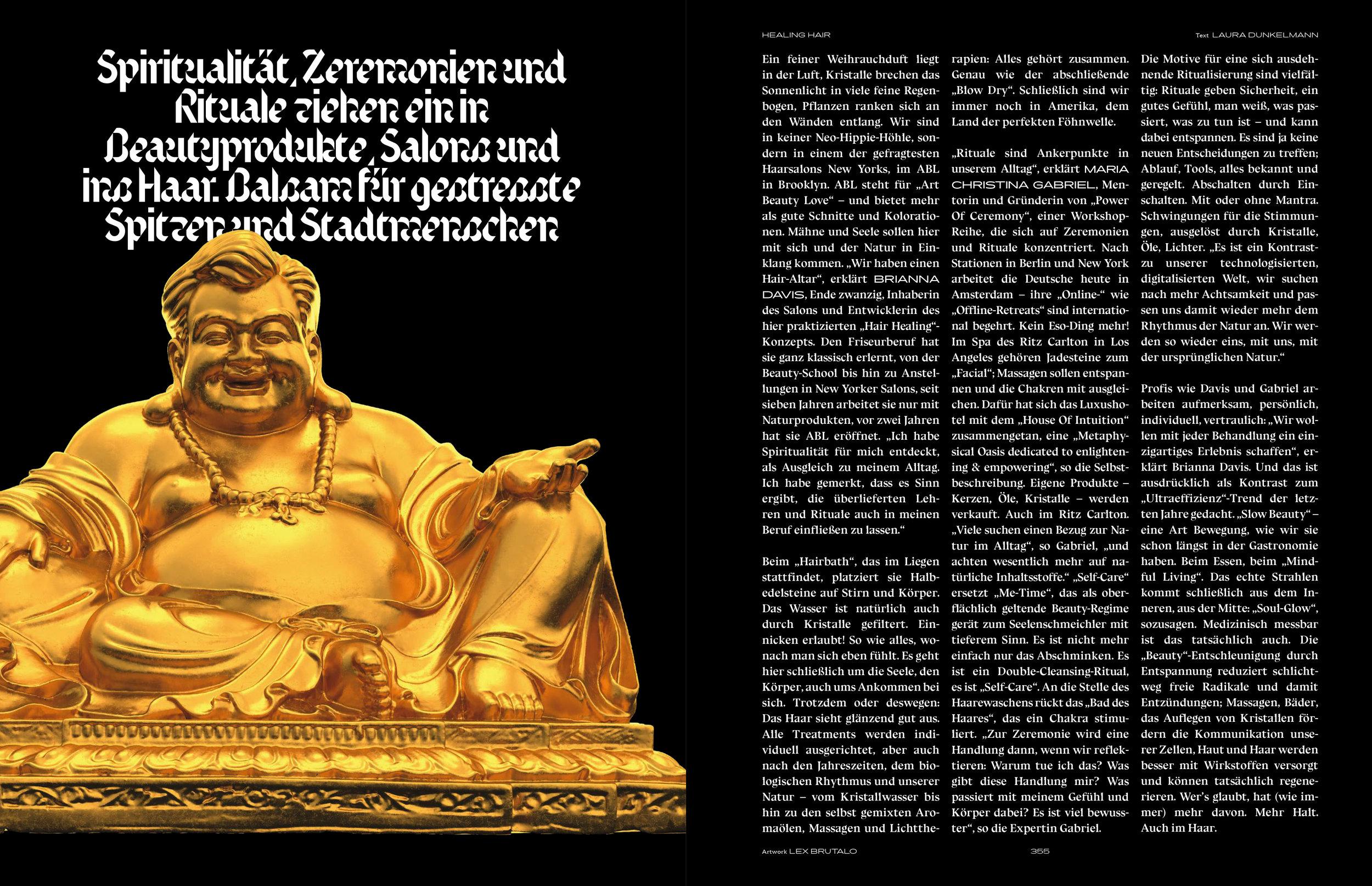 Original article in german. TUSH. 2019