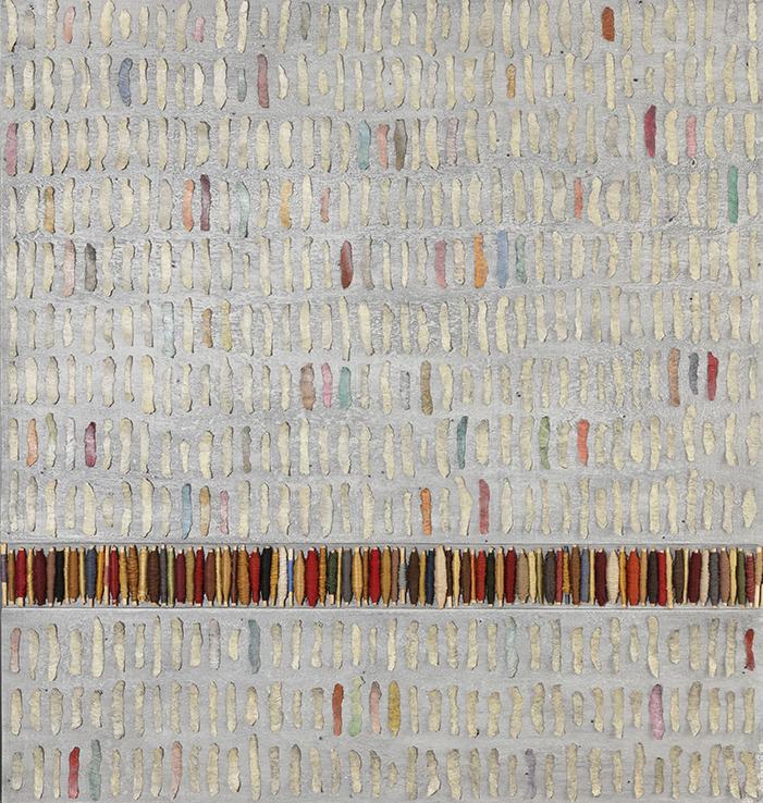 Das Band  123 x 130 cm