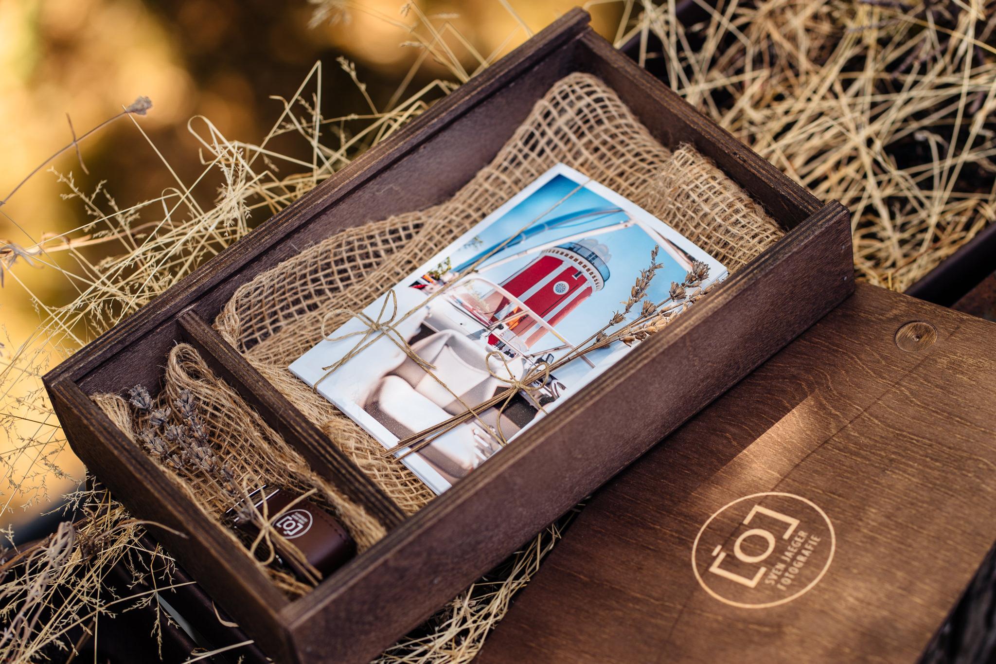 """Eure Fotos - Bilder besonderer Momente verdienen eine edle """"Verpackung"""
