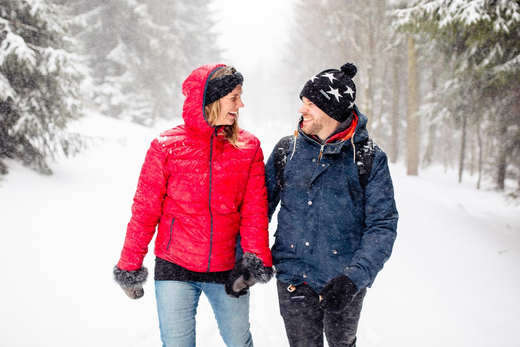 Schneeshootingin Winterberg -