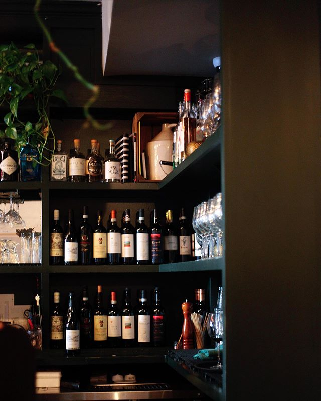 These shelves are full of some beautiful new wines to welcome the cooler weather and enjoy with delicious pastas!