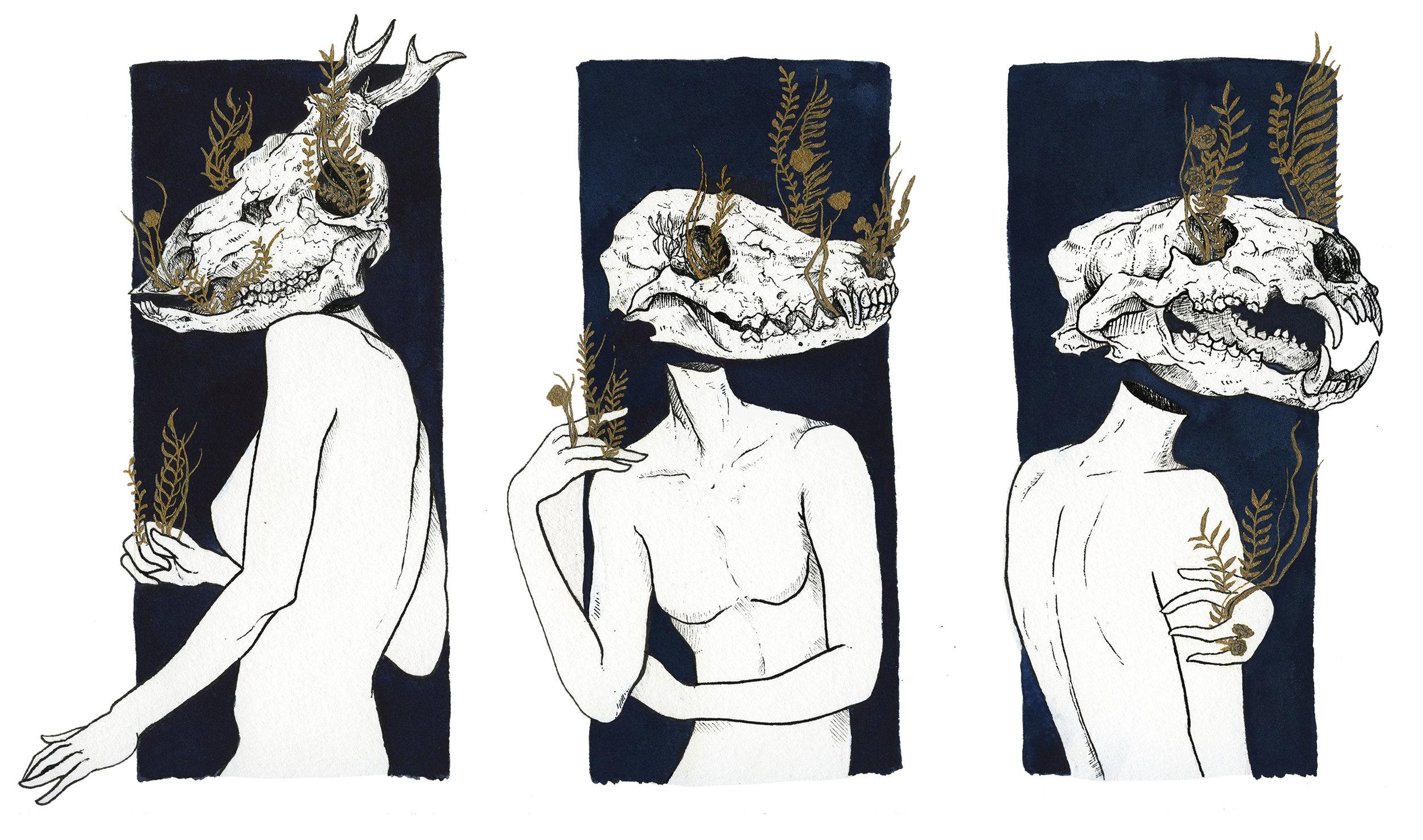 'Skull Ladies'