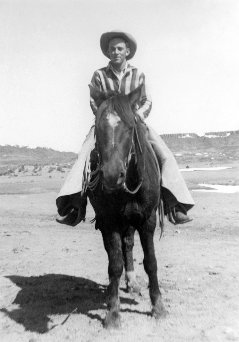 Richard Louden circa 1940