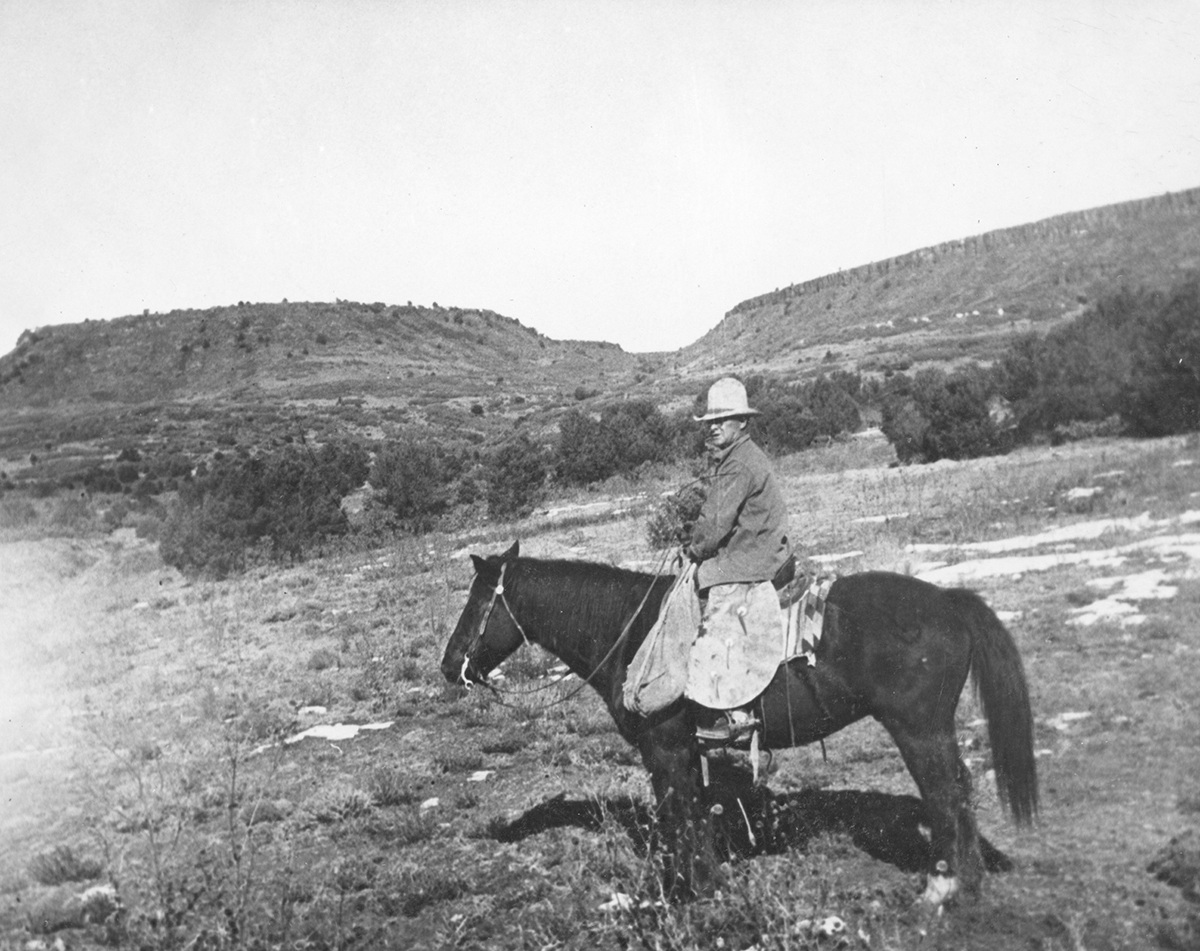 Grand Daddy Dick - He started Louden ranch in the early 1900's.  A true pioneer.