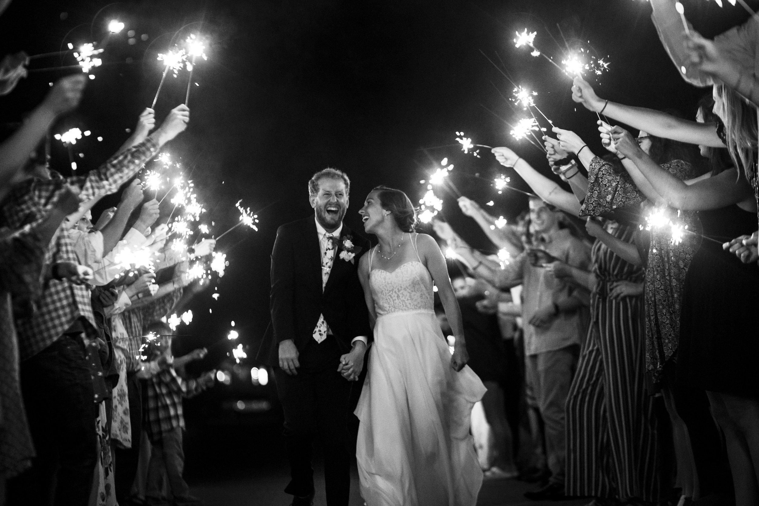 Wedding at The Camp at Buffalo Mountain | Johnson City, TN Photographer