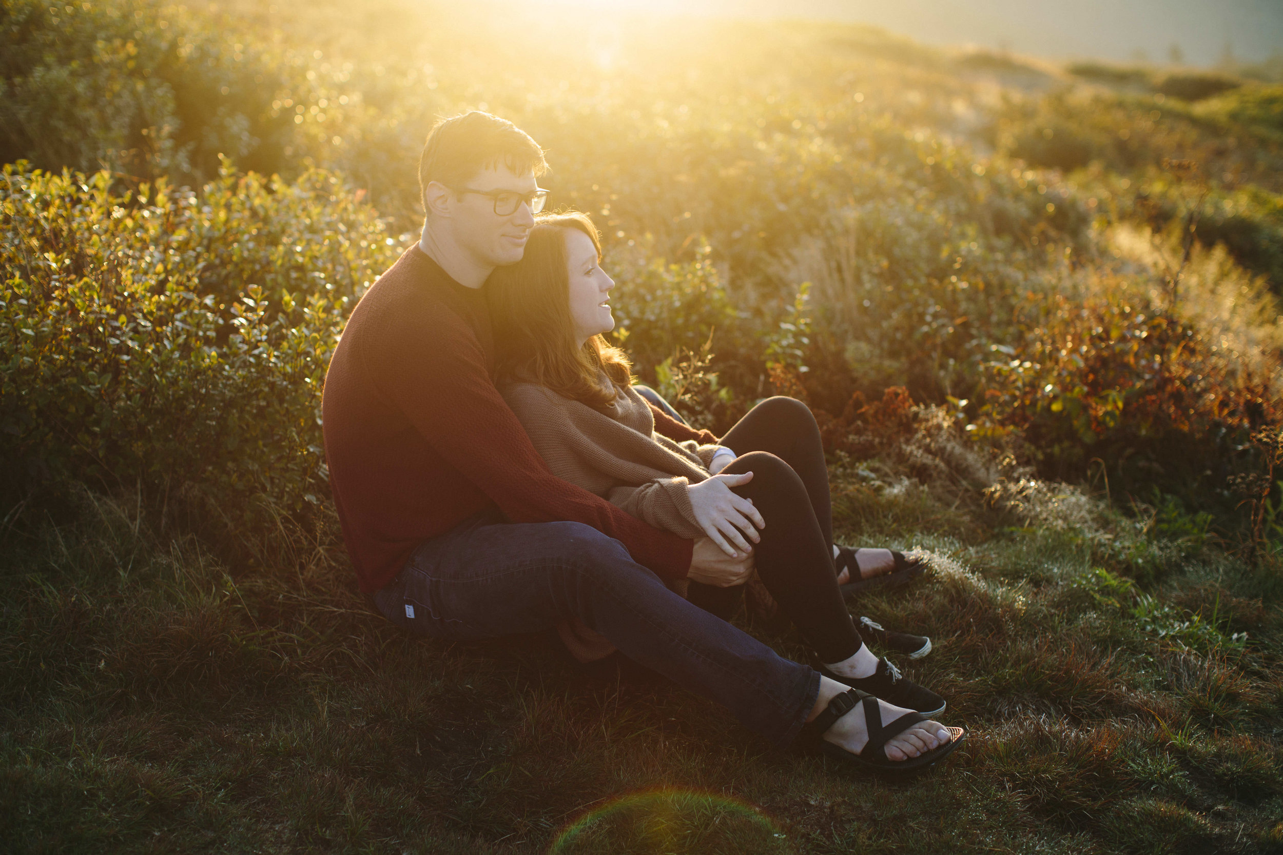 Maternity Session at Roan Mountain Tennessee. Engagement Session at Roan Mountain, TN. Johnson City TN Wedding photographer. Roan Mountain Wedding Photographer