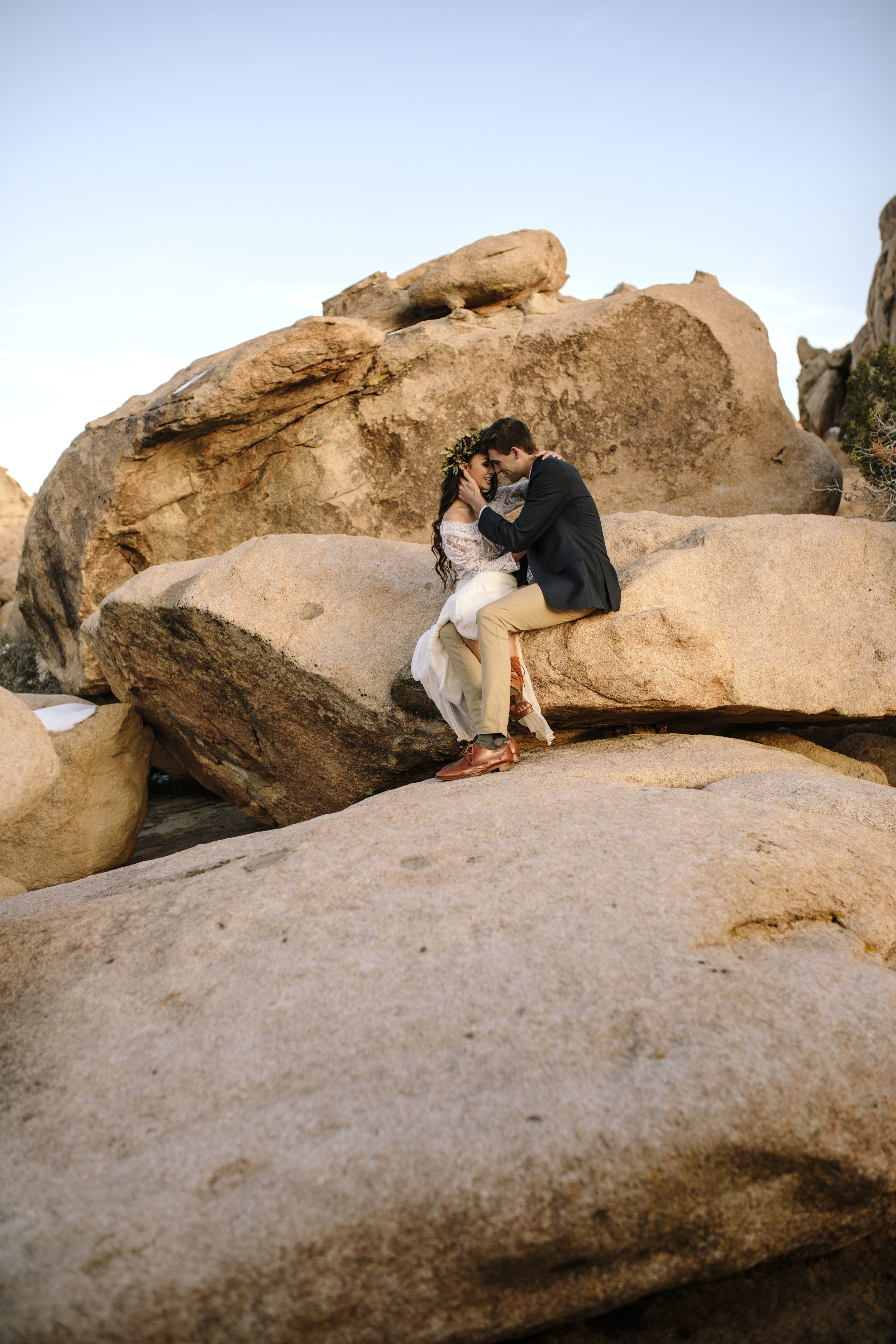 Joshua Tree California Elopement Photographer