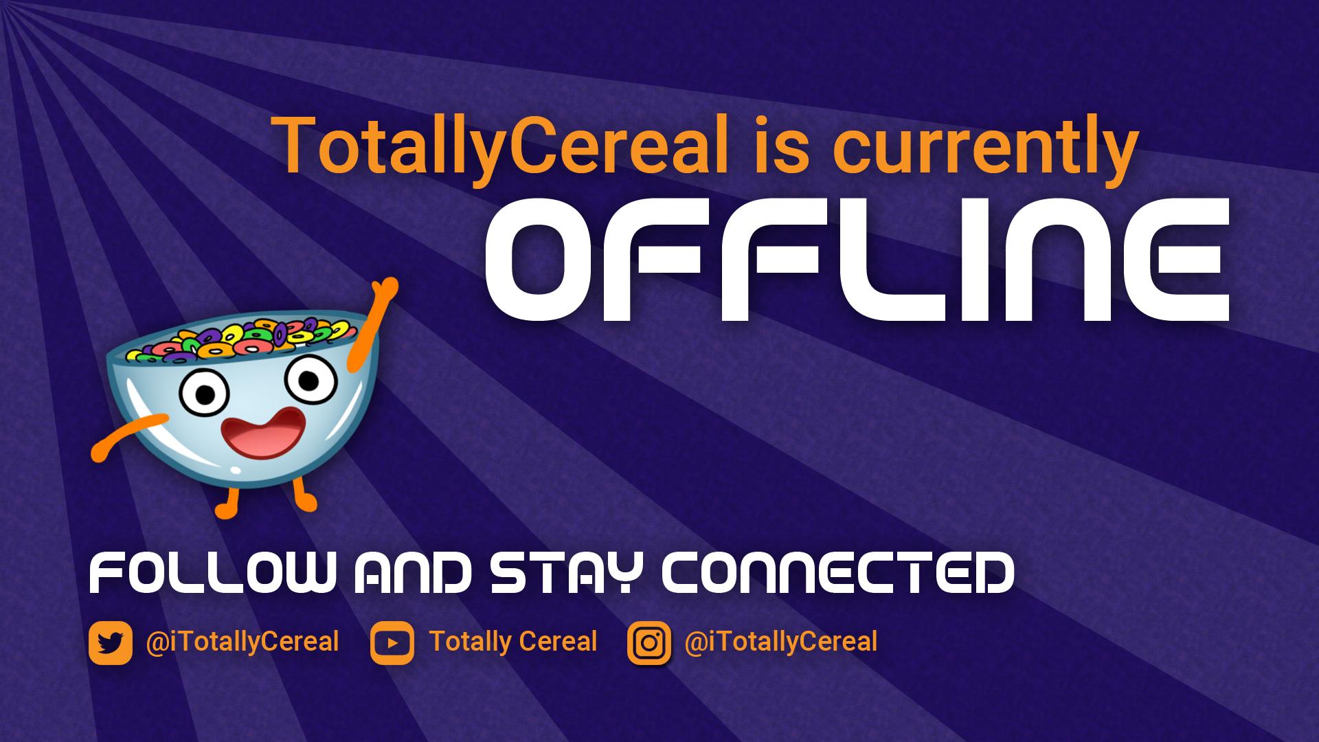 TotallyCereal - Offline