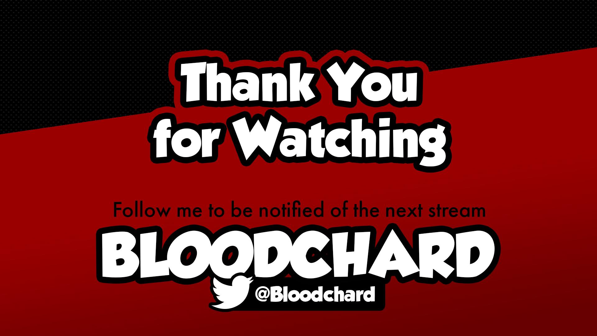 Bloodchard - Thanks