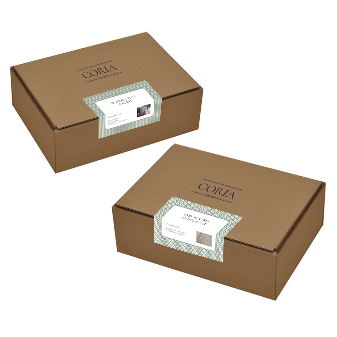 Coria Crafts Packaging