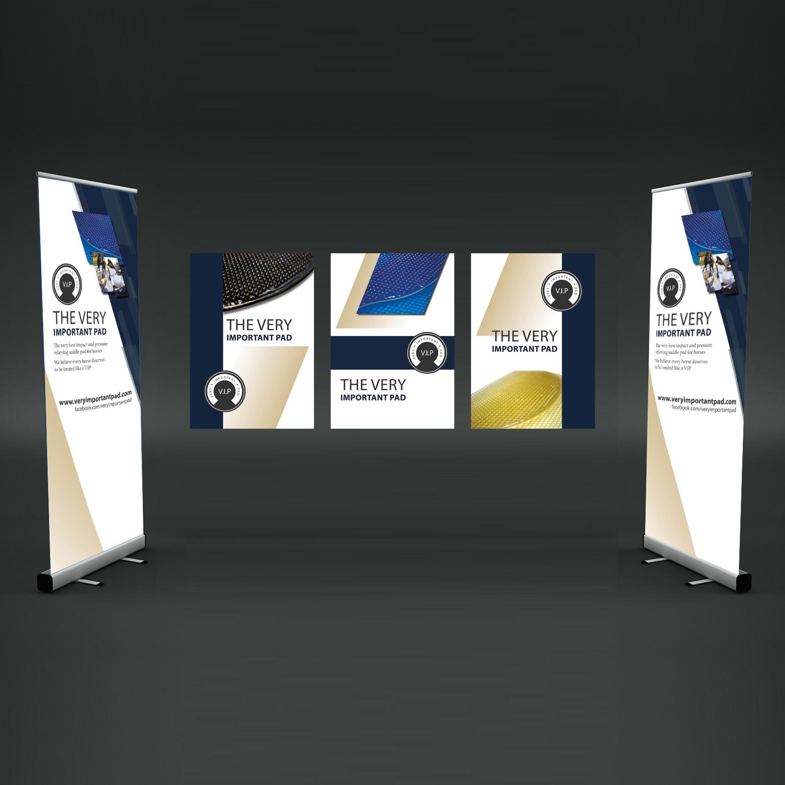 VIP Equestrian Marketing Materials