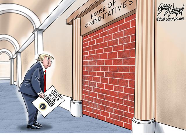 Pelosi's wall
