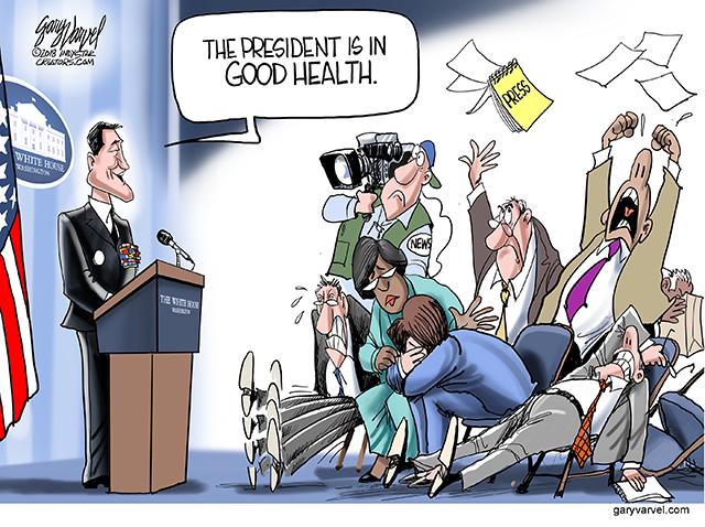 Trump's health