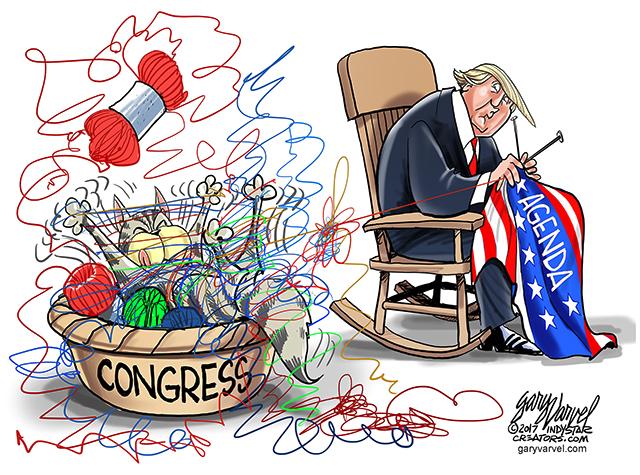 Trump's agenda