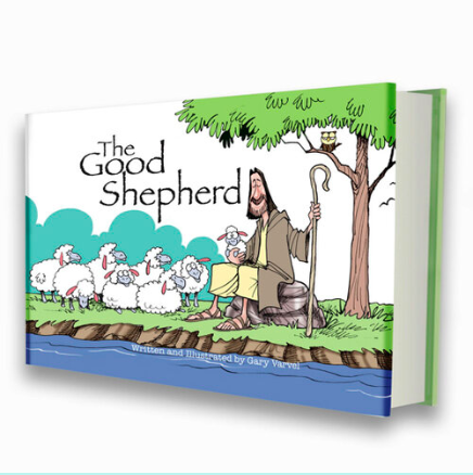 This book is available from House of Grace Films   http://www.houseofgracefilms.org/store/the-good-shepherd-book