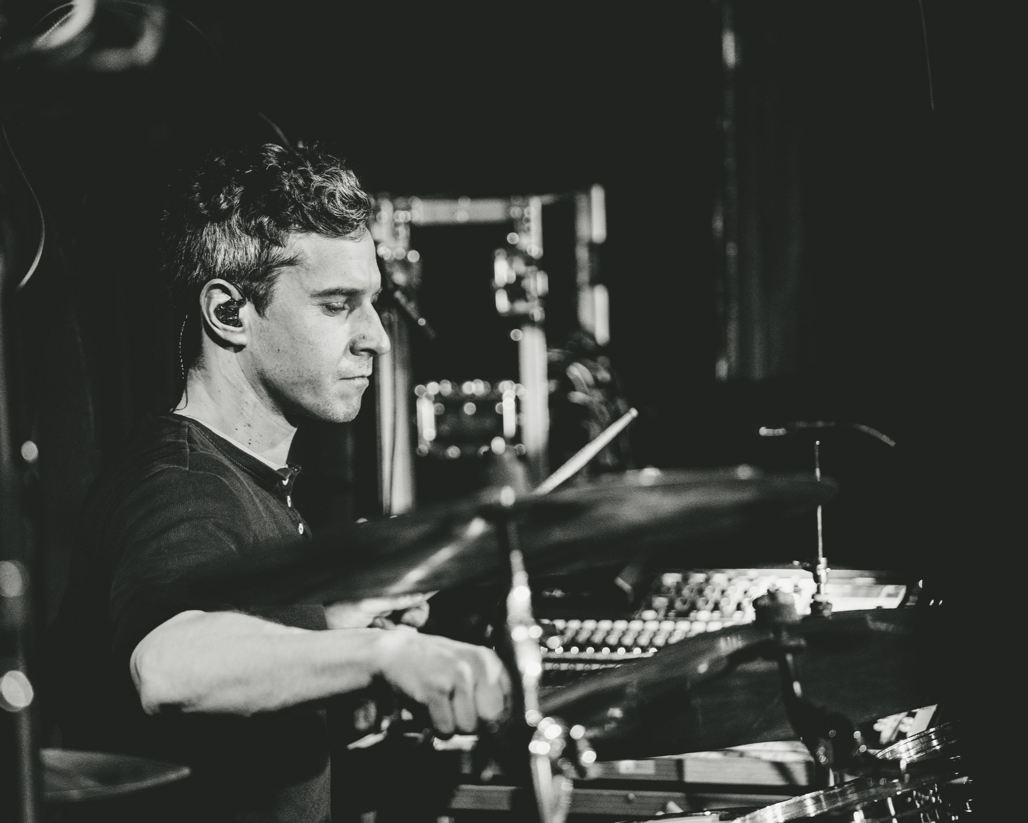Andrew (Drums & Vocals)