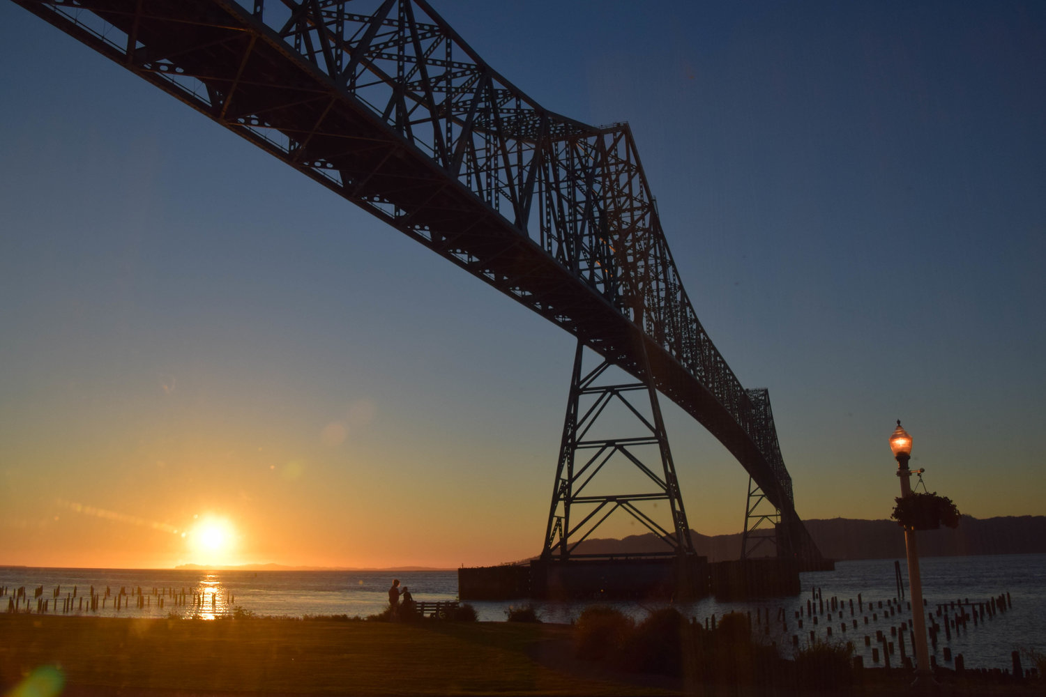 The ride starts in Astoria Oregon on Sunday June 23rd - This is the blog where I'll post notes and photos from the road.