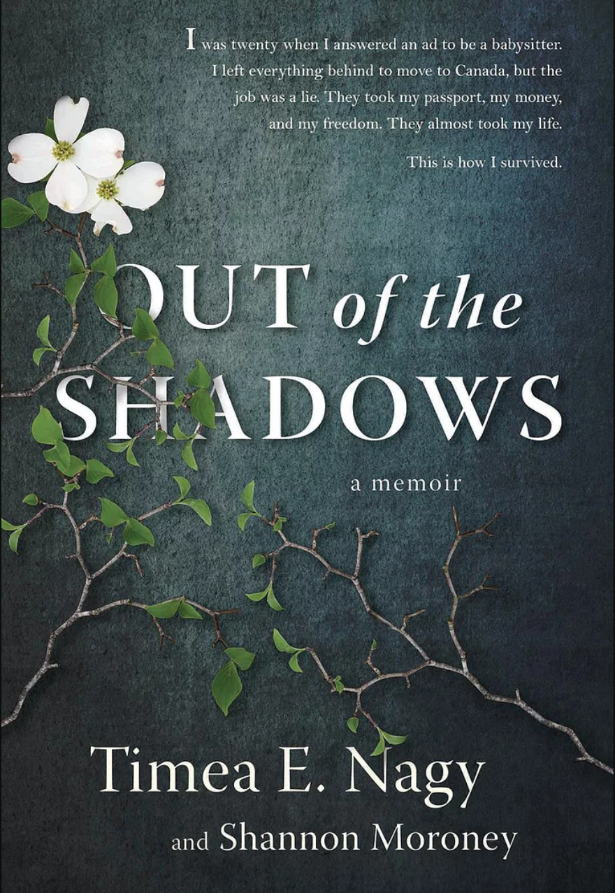 out of the shadows by timea nagy