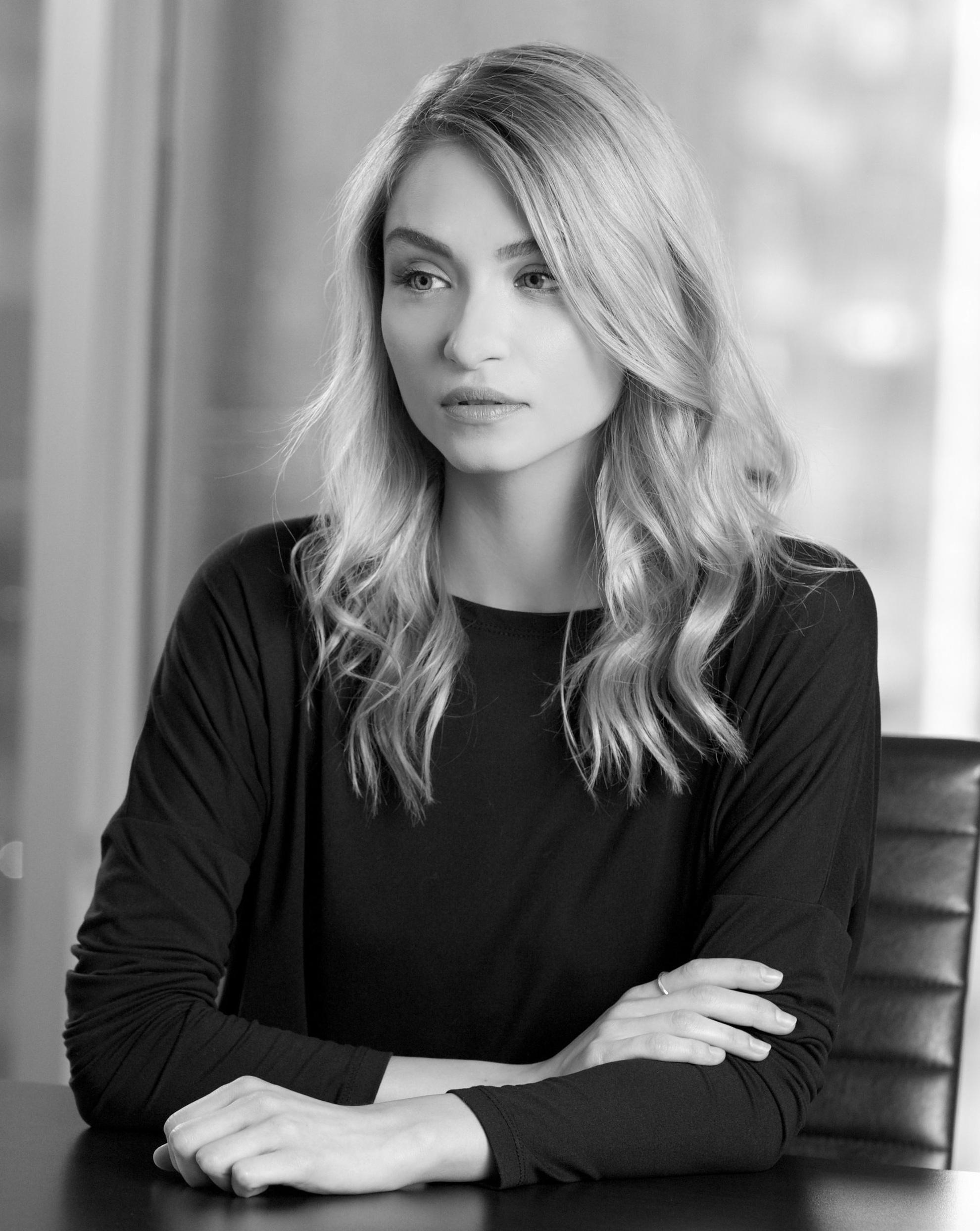 Mackenzie Smith  Web Designer/Committee Member