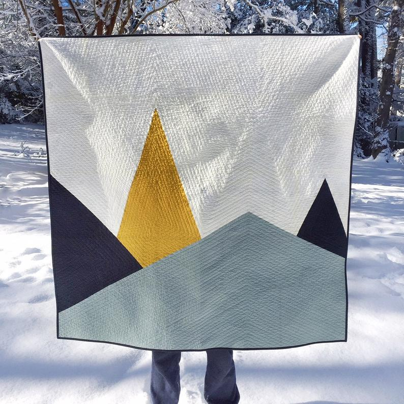 Mountains Are Calling by Claire Vogeley
