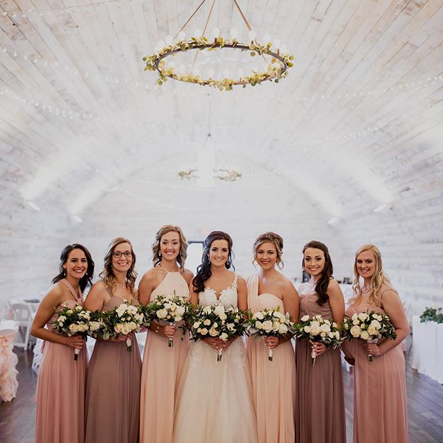 This wedding will ALWAYS be one of my favorites. These bridesmaids were truly Sadie's biggest fans, her hype girls, and so attentive and helpful. They loved her so well on her wedding day. Bridesmaids— be like them. The wedding is not about you, I promise.