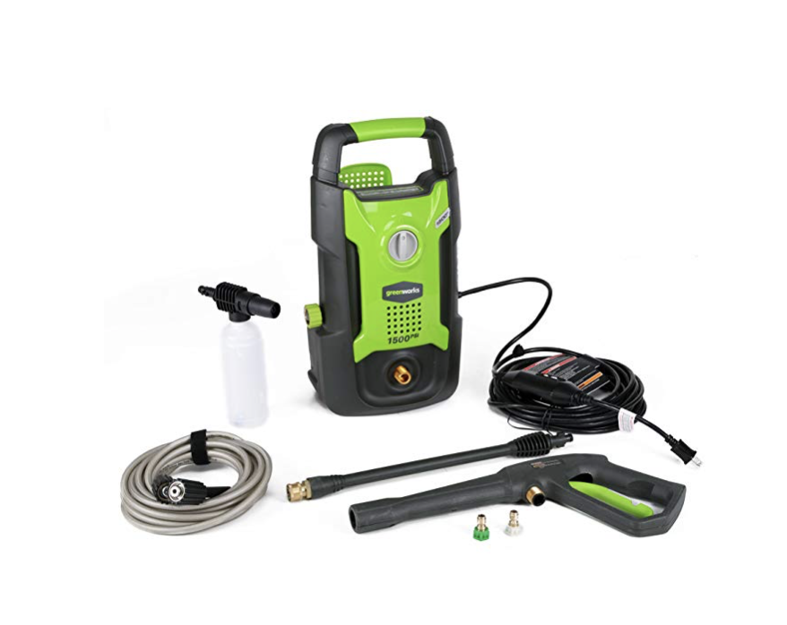 For the Tool Guy - An electric power washer. I own this. I love this. Your man needs this.