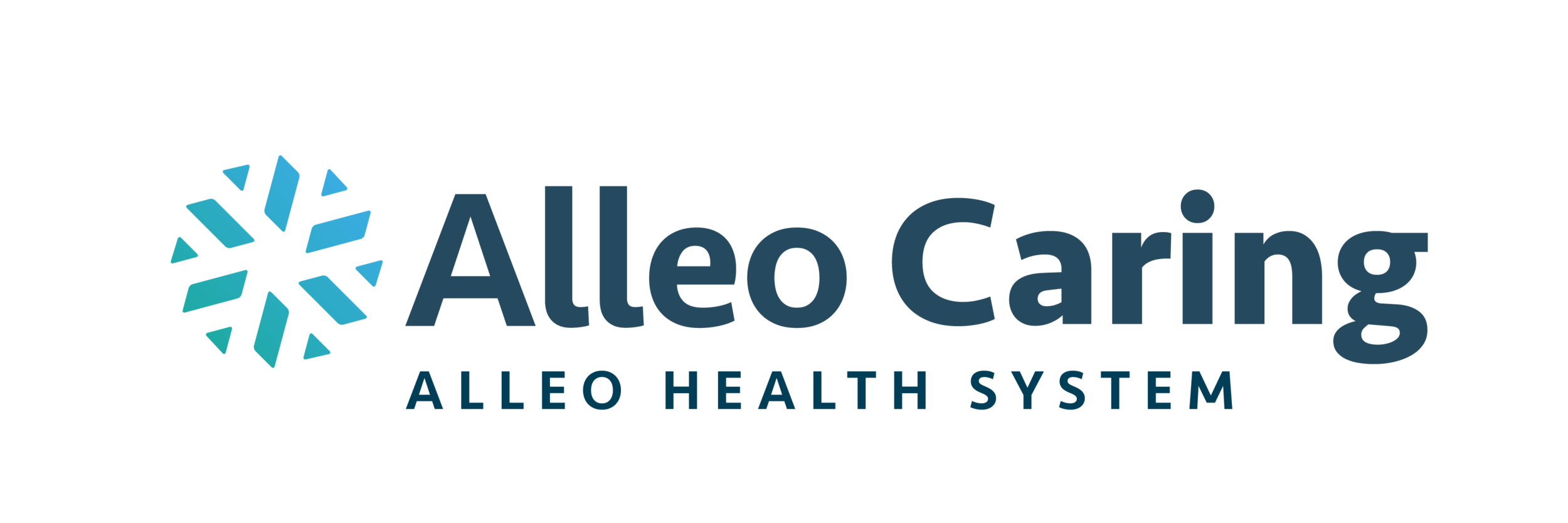 Alleo Caring - Alleo Caring assists patients and families in following discharge plans, medication management, and care coordination with primary care clinicians. The service begins with initial contact to you or your caregiver within two days after you have been discharged from your stay in a skilled nursing facility. This is followed by a visit from Alleo's clinical staff within 7-14 days (timeframe depends on medical condition).AlleoCaring.org