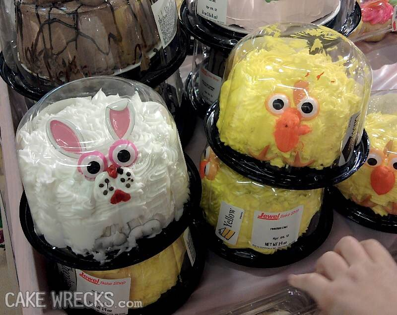rachael jam.ow.easter bunny and chick.jpg