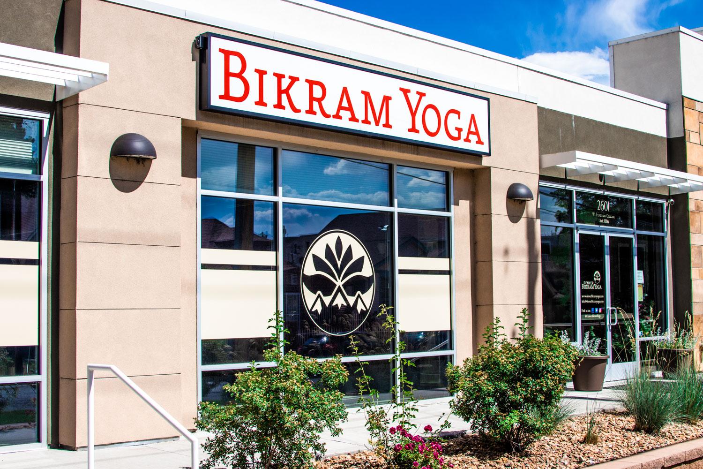 Bikram Yoga Studio of Jefferson Park.