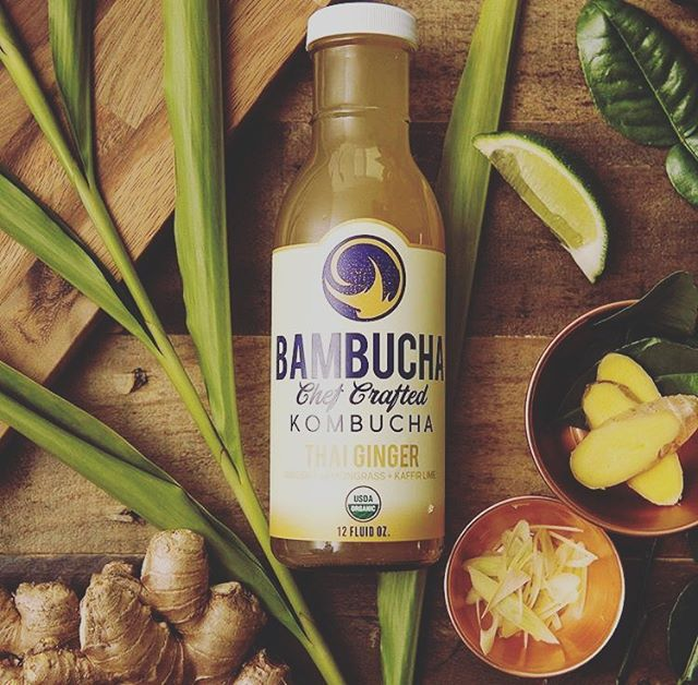 Live Culture Cafe will be featuring @bambuchakombucha on tap.  Come in when we open in February and enjoy the many Local Organic Kombucha flavors from Bambucha 😋