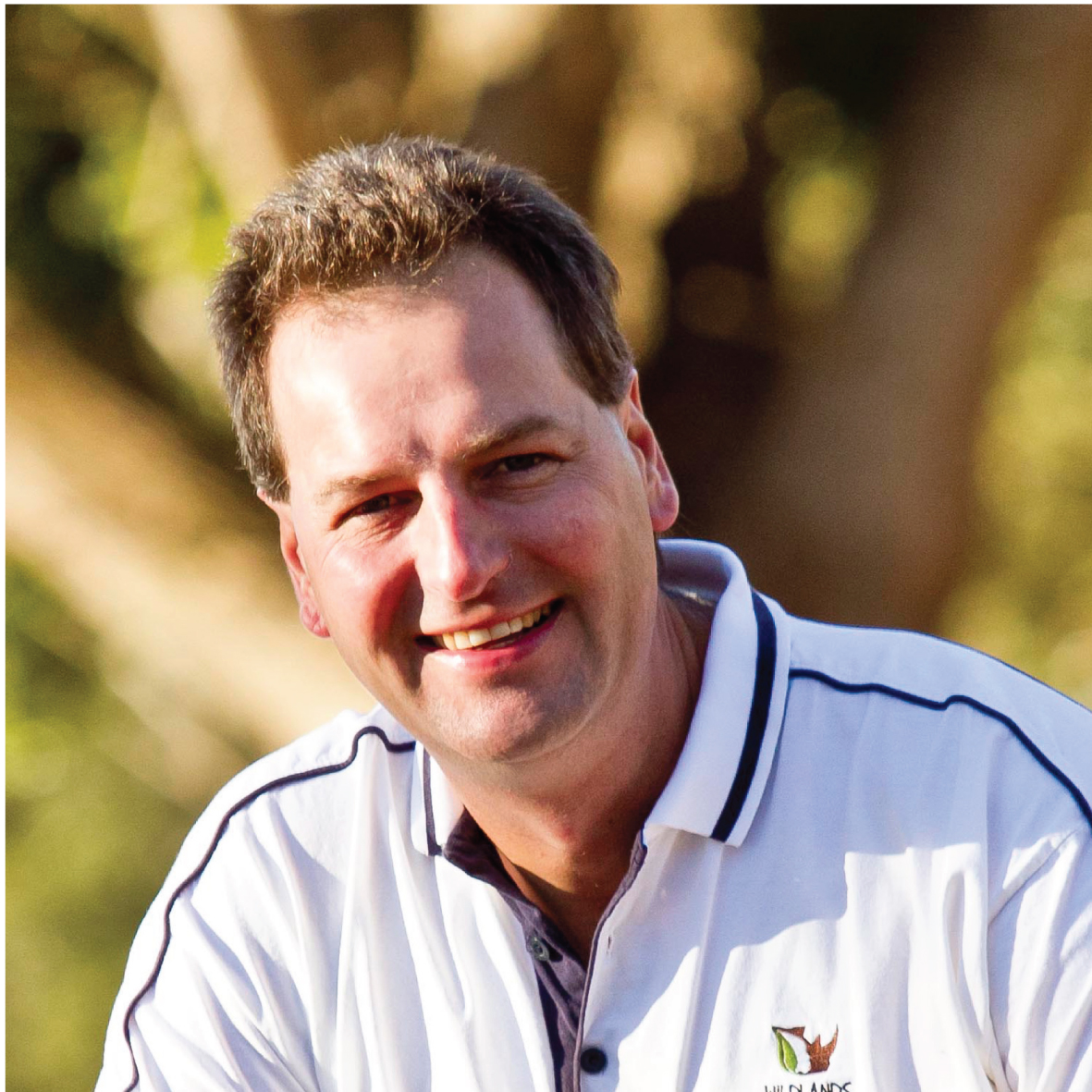 DR. ANDREW VENTER  CEO - WildTrust